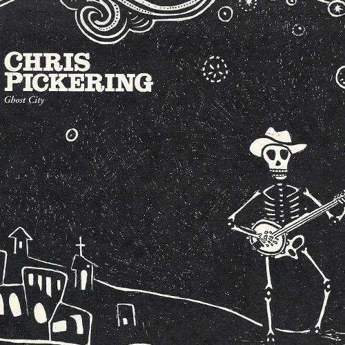 Chris Pickering - Ghost City (Cover)