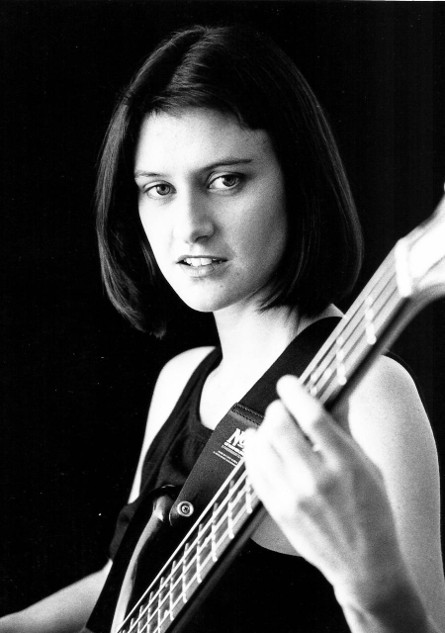 Helen Russell Electric Bass 1988