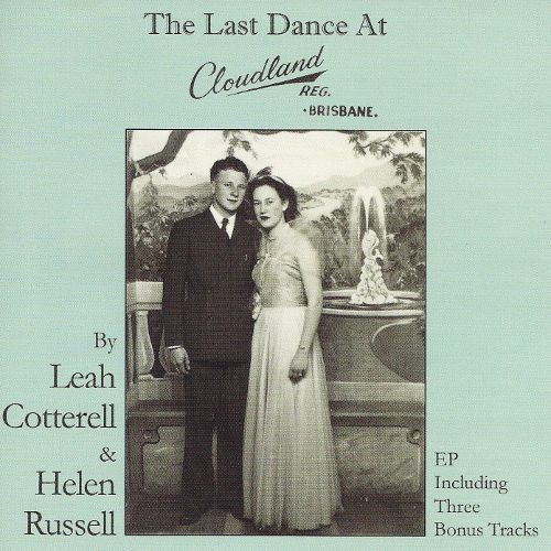 Helen Russell & Leah Cotterell - The Last Dance At Cloudland (Cover)
